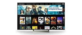 Sony Smart TV incorpora acceso directo a Movistar+.