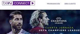 Los Hisense Smart TV 2016-17 implantan la app de BeIN Connect.