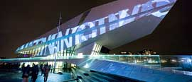 Panasonic aporta sus equipos al World Masters of Projection Mapping.