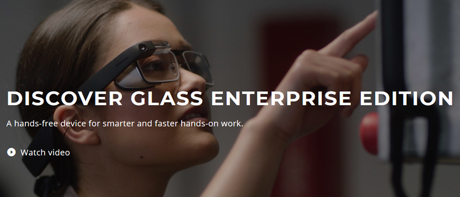 Vuelven las Google Glass, distribuidas por Tech Data.