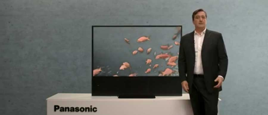 Conectividad e Inteligencia Artificial, claves de Panasonic en 2021.